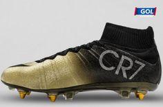 huge selection of 1baa7 8dfbf Cristiano Ronaldo estrenará guayos con microdiamantes