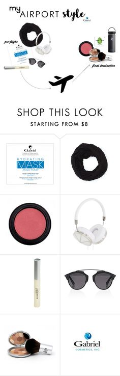 """""""4 cities in 5 days.  #travelessentials"""" by jeanamelia on Polyvore featuring beauty, Frends, ZuZu Luxe and Christian Dior"""
