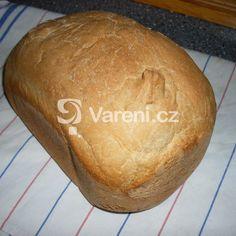 Žitno-pšeničný chléb z domácí pekárny recept - Vareni.cz Bread, Food, Brot, Essen, Baking, Meals, Breads, Buns, Yemek