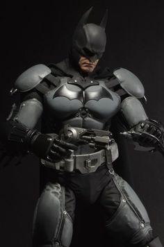 New Images: Batman: Arkham Origins 1/4 Scale Figure