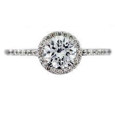 Simple Engagement Rings 17