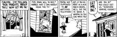 Calvin and Hobbes Comic Strip, October 27, 2014 on GoComics.com