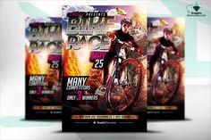 Image result for dirt bike race brochure