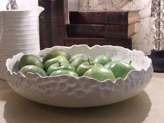 Matt' Ceramic Fruit Bowl