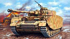 Panzer IV Ausf H with Schurzen vs a SU-100