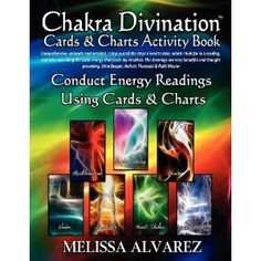 Chakra Divination Cards & Charts Activity Book (Paperback)  http://www.picter.org/?p=1596110384