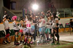 How to Pass Your Derby League to the Next Generation Derby Frontier / Photo courtesy of Rob Vida.