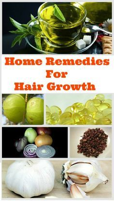 28 Powerful Home Remedies For Hair Growth