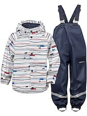 af6ca0a1 Костюм SLASKEMAN PRINTED DIDRIKSONS. Детский костюм из абсолютно  водронепроницаемого мягкого полиуретана Galon без подклада.