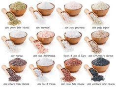 Tipi di sale: che differenza c'è tra le varie qualità?