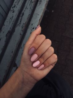 Make an original manicure for Valentine's Day - My Nails Stylish Nails, Trendy Nails, Cute Nails, Best Acrylic Nails, Acrylic Nail Designs, Hair And Nails, My Nails, Minimalist Nails, Nails Tumblr
