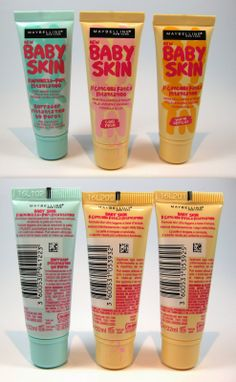 [Review] Maybelline - Baby Skin