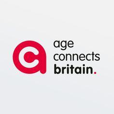 Logo design for a charity organisation for older people.