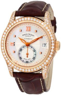 Classic Automatic Gold with Diamonds Watch