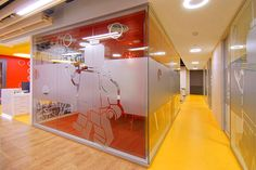 Cool offices: LEGO headquarters in Istanbul, Turkey