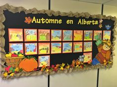 Fall Art Work-Grade 2☀️🐿🍂