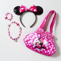 Too cute Halloween costume: Minnie Mouse Set