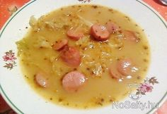 Frankfurti leves fokhagymásan