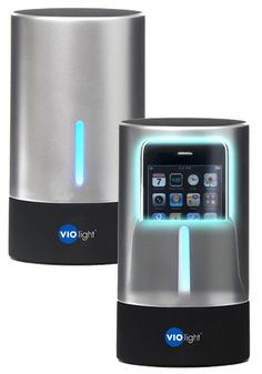 Violight UV Cell Phone Sanitizer ($49.95) -- Now that's what I'm talkin' 'bout!!