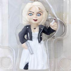 Bride of Chucky Tiiffany Figure Key Chain Child's Play REDS JAPAN