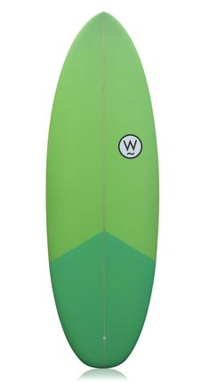 """Watershed Scrambled Egg 6'3"""" Surfboard Green/Green Egg Surfboard, Surfboard Shapes, Soul Surfer, Surf Design, Surf Boards, Boat Painting, Quiver, Surf Art, Longboards"""