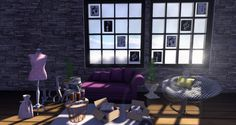 https://flic.kr/p/RZGjGs | relax music and smoothies... its slow time | Detail Credit   Chaise : :: N :: Daphne Chaise, Adult @ On9  *Color change by HUD *Coming in PG and in Adult Circle chair : Sway's [Jess] Moon Chair . houndstooth @ Rewind: A 90's Throwback  *10 single / 8 couple animation *3 texture option each type (3 type you can choose) wall decor : {Q-Essentials} Music Note @ Hip Star Fair wall decor : {Q-Essentials} Music Note 2 Wall Decor @ Hip Star Fair wall decor…