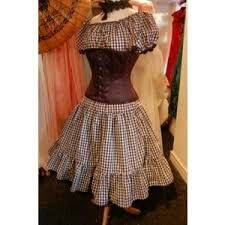 Gingham Prairie Dress By Lovechild Boudoir Brenda Ferreira Barn Dance