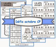 Voici le deuxième cahier d'autonomie : 5 fiches pour le français , 5 fiches pour les mathématiques et la fiche de suivi, des activités ludiques permettant aux élèves de renforcer leurs compétences en travaillant seul ou à plusieurs . CAHIER AUTONOMIE 2  Vous pouvez retrouver le cahier 1 : Clic sur l'image !  …
