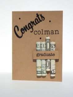 Stamped Goods. This Week.: Congrats Colman 2015 Graduate  CASology Week 150 Honorable Mention