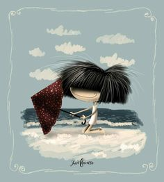 Puro Pelo Paper Hearts, Hair Designs, Belle Photo, Good Morning, Cute Pictures, Illustration Art, Doodles, Drawings, Amazing