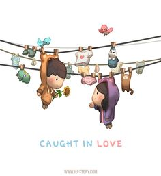 HJ-Story :: Caught In Love