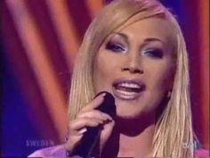 Sweeden Charlotte Nillson Take me to your heaven Eurovision Jerusalem 1999 winner Take My, Jerusalem, Sweden, Charlotte, Heaven, Songs, Youtube, Musica, Sky