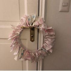 Hanukkah, Wreaths, Home Decor, Manualidades, Decoration Home, Door Wreaths, Room Decor, Deco Mesh Wreaths, Home Interior Design