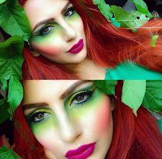 Cool Halloween Makeup, Trendy Halloween, Halloween Inspo, Halloween Looks, Fairy Makeup, Mermaid Makeup, Makeup Art, Fantasy Hair, Fantasy Makeup