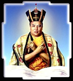The 16th Karmapa and the Vajra Crown