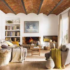 How To Decorate Your Home Using The Country Home Decorating Style - Sweet Home And Garden Country Interior Design, Decor Interior Design, Interior Decorating, Small Apartment Decorating, Decorating Your Home, Sweet Home, Moraira, Furniture Styles, Decor Styles