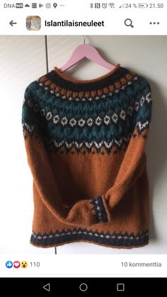Knits, Pullover, Knitting, Pattern, Sweaters, Fashion, Moda Masculina, Men's, Moda