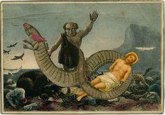 Jacques Prévert Le serpent originel