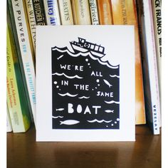 Papercut Boat £12.00 from Polly Wolly Doodles