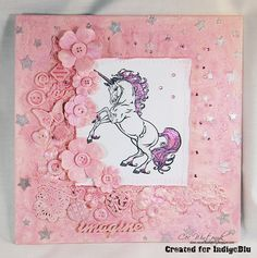 IndigoBlu Blog: Princess Unicorn