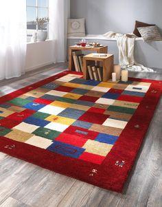 Orientteppich von ESPOSA: eine farbenfrohe Wüstenlandschaft für Ihr Zuhause!