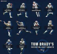 My Patriots!