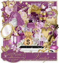 AmyMaire: PTU Vanity & Vanity 2