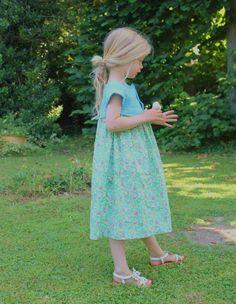 robe d'été, Sandrine et cie