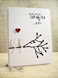 Less is More: Just My Cuppa Tea!