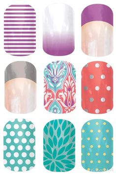 Combine these wraps from the new Fall/Winter Catalog 2014 http://laura3.jamberrynails.net/