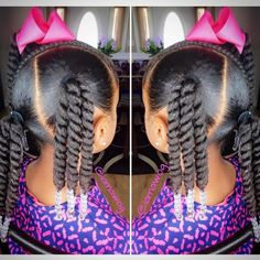 151 best little girl hairstyles images on Pinterest in 2018 | Braids ...