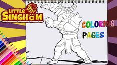 Colouring Pages, Coloring Books, Digital Portrait, Digital Art, Gold Armor, Game Happy, Superhero Villains, Coloring Tutorial, Portraits From Photos