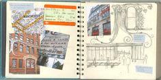 Sketchbook - Sketchcrawl