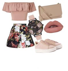 """""""Untitled #1"""" by murkavip ❤ liked on Polyvore featuring Miss Selfridge, Vivienne Westwood and Olivia Burton"""